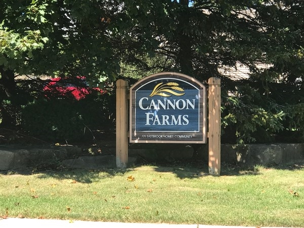 Welcome to Cannon Farms