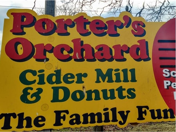 Best doughnuts around. Combine the doughnuts with their fresh cider for the perfect combination