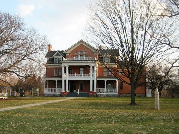 The Turner-Dodge Mansion