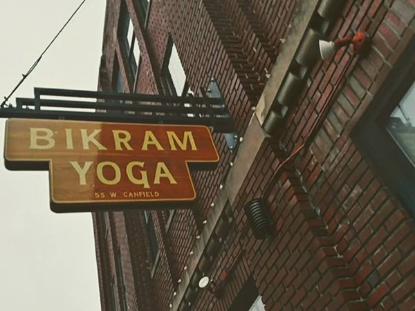 Great spot for yoga in Detroit