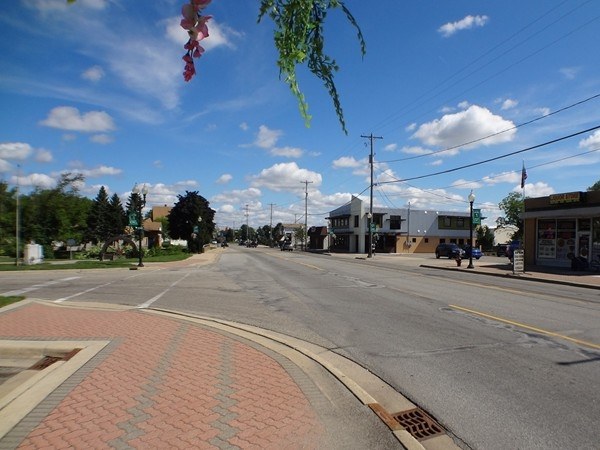 Downtown Comstock Park