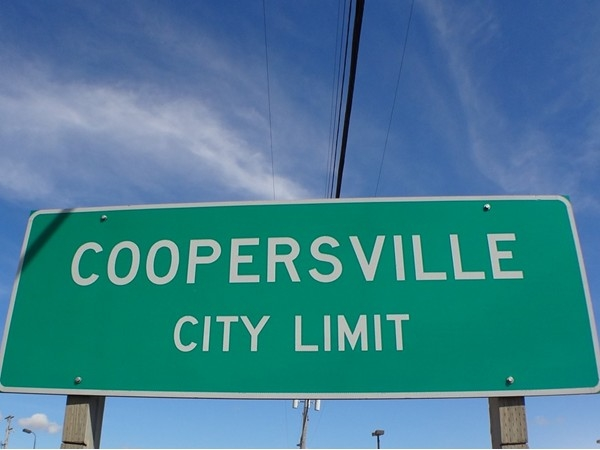 Welcome to Coopersville