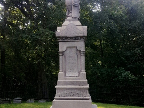 Glenwood Cemetery is the final resting place for some of Michigan's most prominent citizens