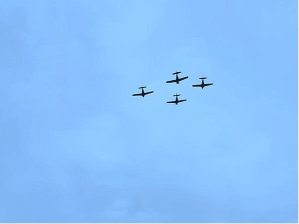 Enjoy airplanes? Dates are set through the year to see them fly overhead for parades and airshows