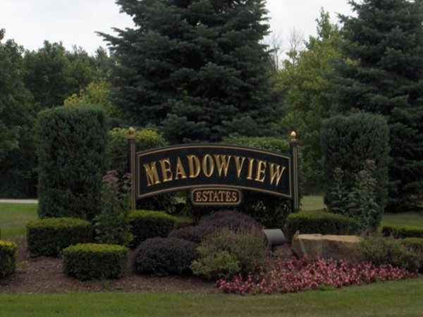 Meadow View Estates, a great neighborhood in Livingston County