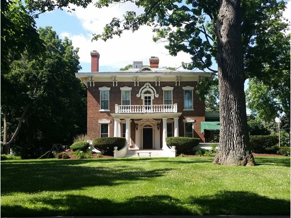 A beautiful Victorian home in Owosso