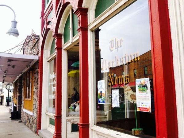 Downtown Clarkston, MI
