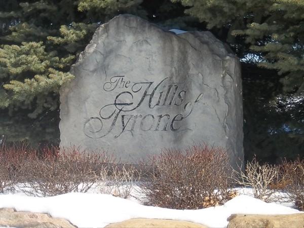 The Hills of Tyrone, Fenton, MI