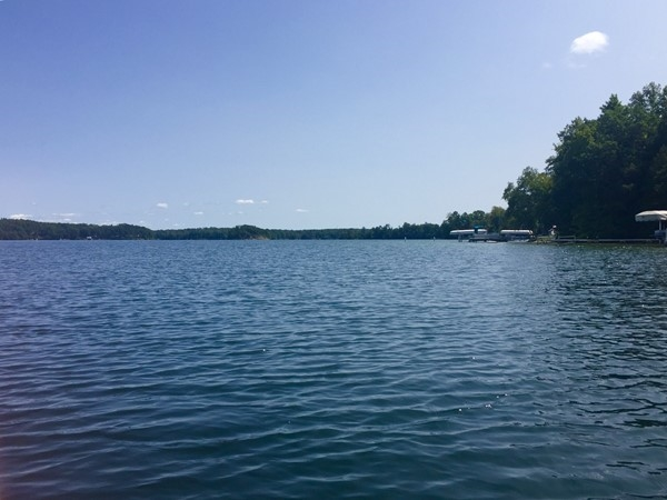 Explore spring-fed Long Lake's four public islands with over 88,000 feet of shoreline