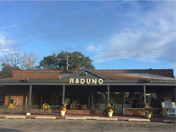 Check out Raduno on 8th Street for some great salads and sandwiches