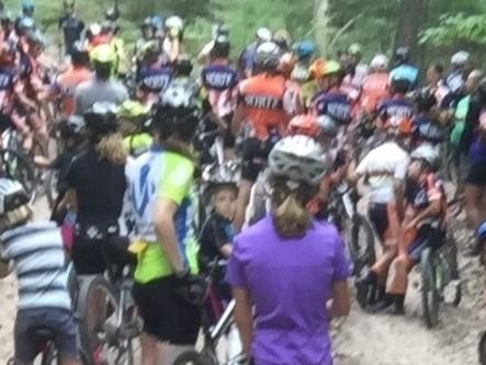 Norte Sol = Kids on bikes on the VASA