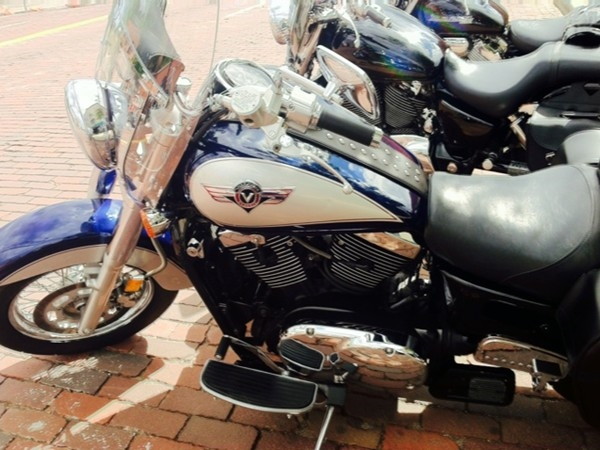 View a wide variety at Bikes on the Bricks, Downtown Flint