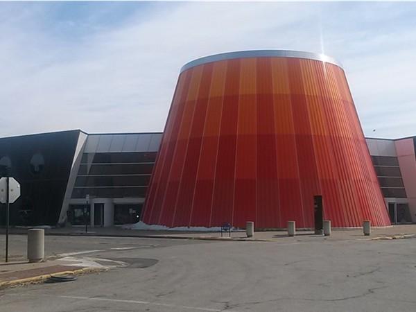 Delta College Planetarium