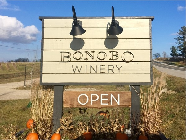 Bonobo Winery. Creating delightful wines to share with friends in a beautiful scenic locale