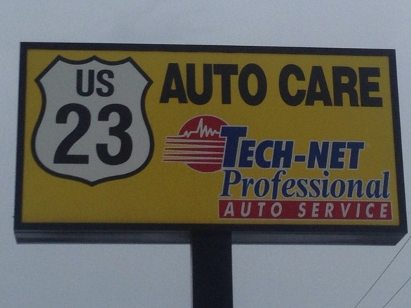 US 23 Auto Care in Grand Blanc Twp is a family owned place for fast and affordable oil changes.