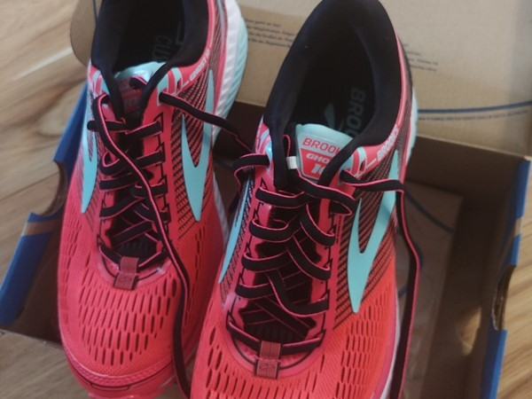 """Grab your new pair of spring running shoes at Running Fit and """"lace up and go"""""""