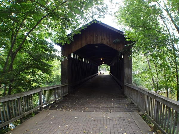 Ada Historic Covered Bridge