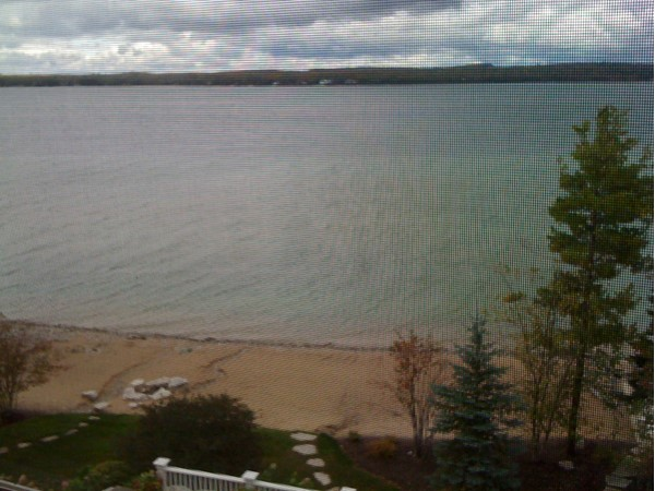 A look at Lake Charlevoix