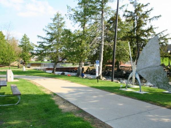 Fenton Millpond Park