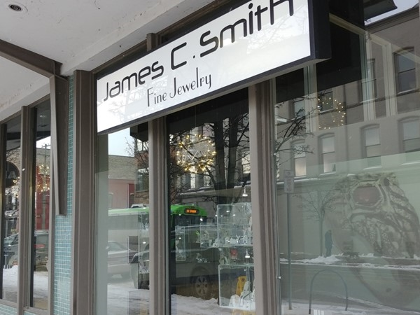 Make Valentines Day special at James C Smith