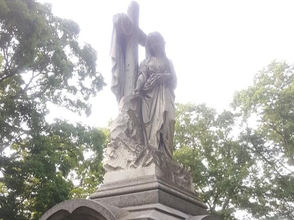Glenwood Cemetery is a National Historic Landmark