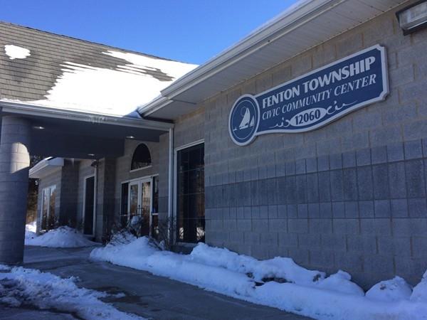 Fenton Township Hall and Community Center, 12060 Mantawauka