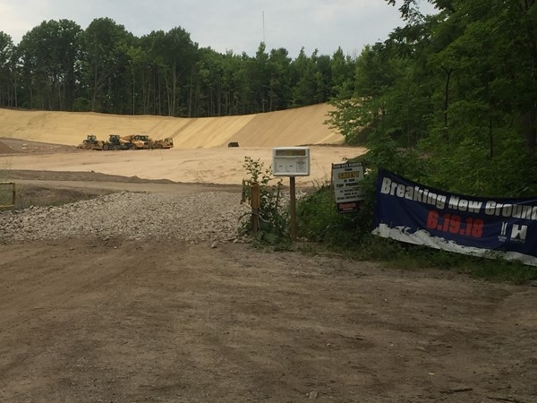 Renovation/rebuild for Hickory Hills Ski Hill and Recreation area...so exciting