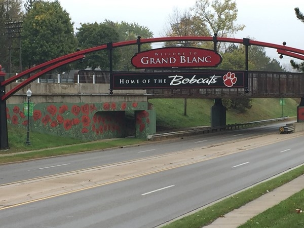 Let's go Bobcats, let's go! Welcome to Grand Blanc