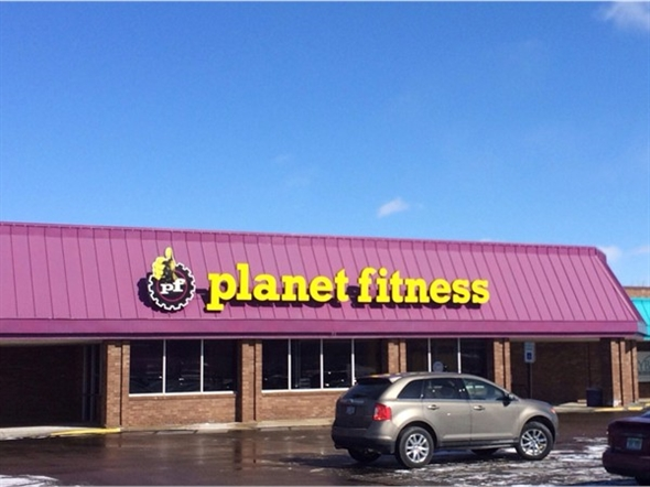 Planet Fitness in Fenton is a great place to work out!