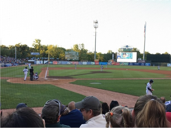 Games in the spring/summer at 5/3 Ball Park with the Whitecaps are fun for all ages