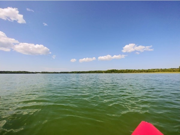 Head to Duck Lake for some paddling fun
