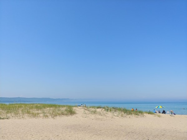 Head to Petoskey State Park for a great day at the beach