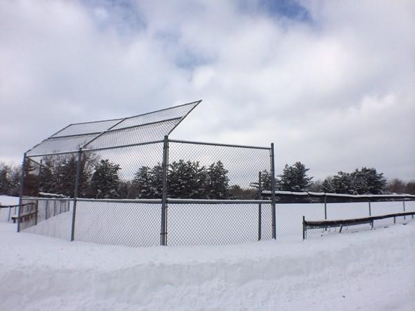 Silver Lake Park ball fields