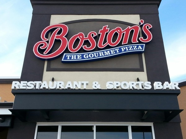 One of Fentons newest restuarants, Bostons.  Fantastic food, cozy fireplaces,outdoor area with tv's!