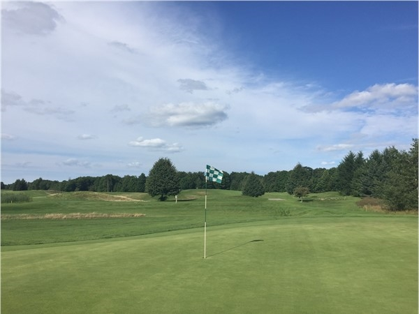 Bay Meadows Family Golf Course on the west side is achievable for golfers of all ages and abilities