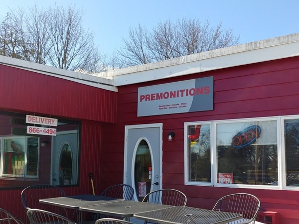 Grab lunches for the boat from Premonitions in Suttons Bay