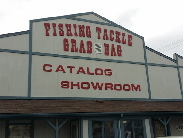 Richfield township mi real estate richfield township for Fishing tackle grab bag