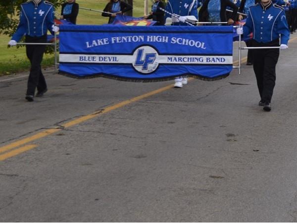 Lake Fenton Homecoming Parade