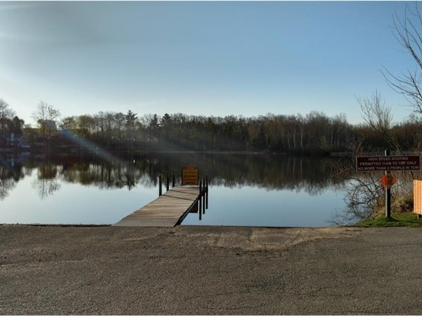 Boat launch is open for business at Ortonville Recreation Area