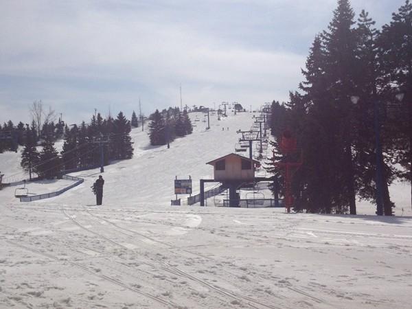 Winter fun at Mt. Holly Ski Area