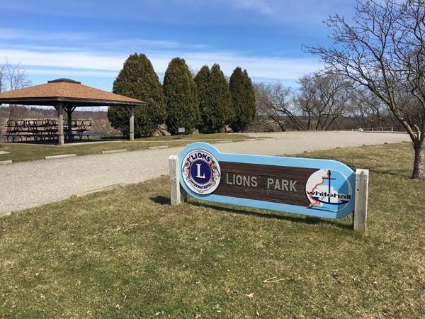 Lions Park is a public park