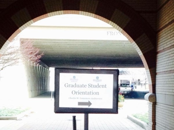 Grand Valley State University offers many graduate programs on their lovely downtown campus