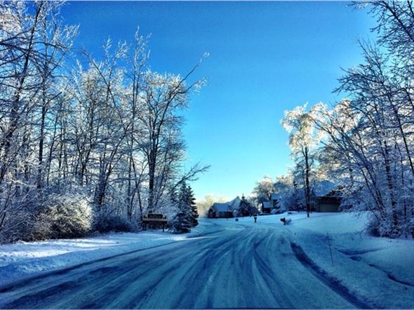 Victoria Lane, Ice Storm Christmas 2013
