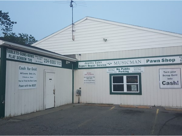 Musicman Pawn Shop