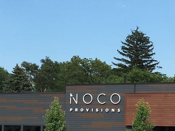 Forest Hills Community new local restaurant - NOCO Provisions