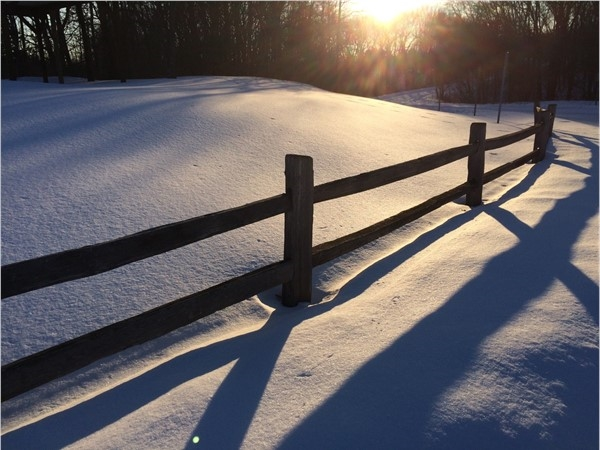 A beautiful Hartland morning