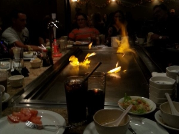 Saganos in Brighton! Perfect spot for a group, family or date! SO much fun!