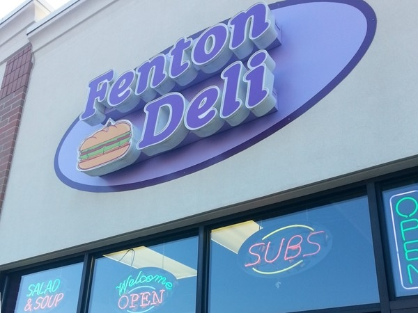 Fenton Deli is a must. Best subs and fantastic owners