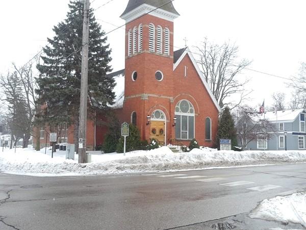 St. Jude's Episcopal Church, Fenton