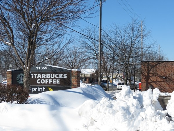 Starbucks is a favorite spot to get your cup of Joe in downtown Grand Blanc